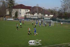 FC Unirea Dej a remizat pe teren propriu, 1-1, cu Sănătatea Cluj – FOTO (FOTBAL)