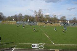 FC Unirea Dej se deplasează mâine la Târgu Mureș pentru partida cu ASA II