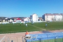 FC Unirea Dej a pierdut la Zalău, scor final 0-2 – FOTO