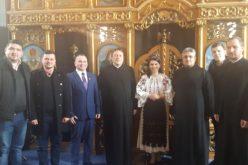 Moment de sărbătoare în Parohia Ortodoxă Batin – FOTO