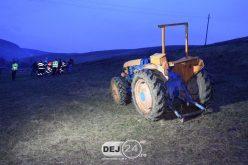 Bărbat rănit după ce s-a rostogolit cu tractorul în Urișor! A fost transportat de urgență la spital – FOTO/VIDEO