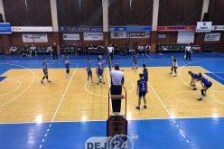 VOLEI – Unirea Dej a cedat și în fața formației SCMU Craiova, scor 1-3 – VIDEO