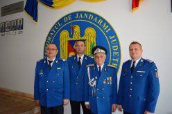 """""""Ziua Veteranilor Unităţii"""", marcată la sediul Inspectoratului de Jandarmi Județean Cluj – FOTO"""