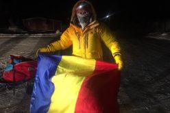 Tibi Ușeriu, recompensat de Consiliul Județean pentru performanța de la Cercul Polar
