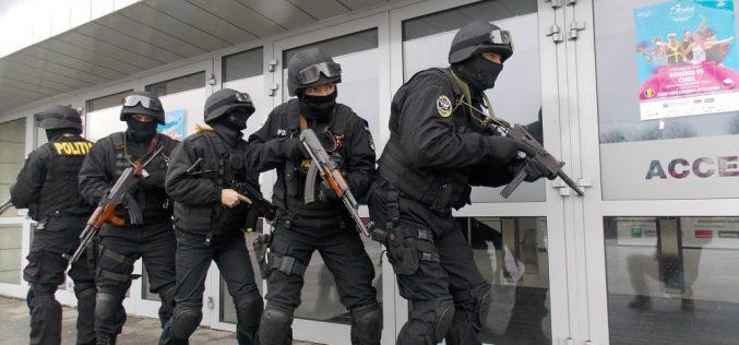Opt polițiști din Cluj au participat, în Cehia, la exercițiul RAILEX 7