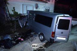 GRAV ACCIDENT în Cristeștii Ciceului! Trei persoane au rămas ÎNCARCERATE – FOTO/VIDEO