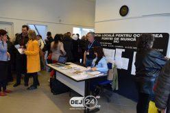 """Peste 330 de locuri de muncă disponibile la """"Bursa locurilor de muncă"""" Dej – FOTO/VIDEO"""