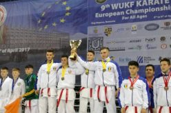 """Pepiniera"" CS Budokan Ryu a scos trei campioni europeni la karate – FOTO"