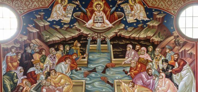 Sărbătoare mare pentru creștinii ortodocși. Astăzi se prăznuiește Izvorul Tămăduirii! Obiceiuri și tradiții