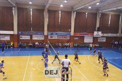 VOLEI | CS Unirea Dej întâlnește astăzi, în deplasare, formația CS Volei Caransebeș