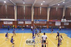 Unirea Dej a pierdut la Caransebeș, dar rămâne în Divizia A1 și în sezonul următor