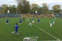 FC Unirea Dej a șters pe jos cu Recolta Dorolț, scor final 6-1 – GALERIE FOTO