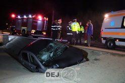 Accident GRAV în Cristeștii Ciceului. Șoferul a fost găsit în stop cardio-respirator – FOTO/VIDEO