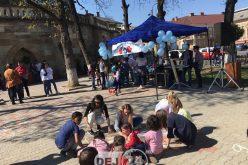 Ziua Internațională a Conștientizării Autismului, marcată și în acest an la Dej – FOTO