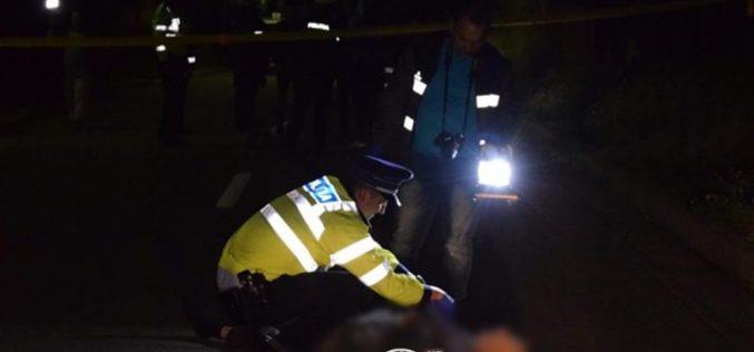 TRAGEDIE în Dej! Un bărbat și-a găsit sfârșitul în mijlocul drumului – FOTO/VIDEO