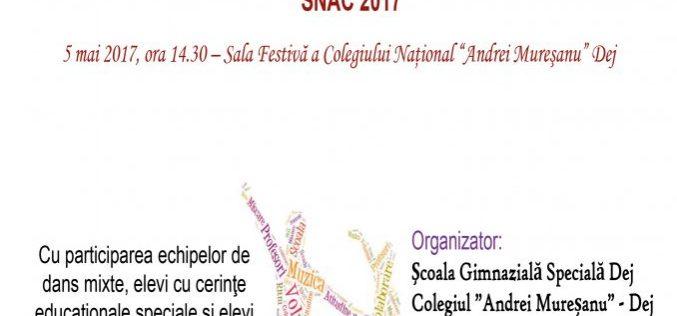 """Etapa regională a concursului național de dans """"Împreună pentru viitor"""" va avea loc mâine la Dej"""