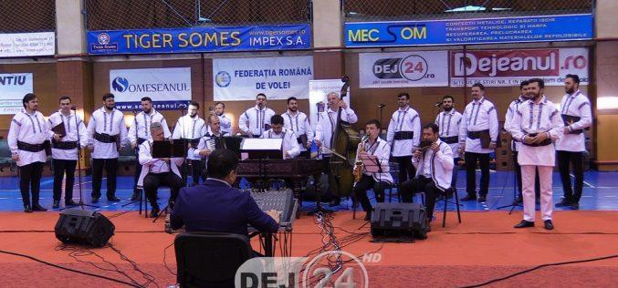 """""""Armonia"""", cel mai bun cor bărbătesc din lume, un nou concert extraordinar la Dej – FOTO/VIDEO"""