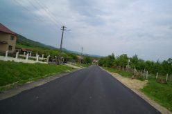 Au demarat lucrările de asfaltare pe DJ109D, Gherla – Nicula – Săcălaia – Sic