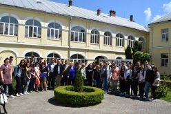 Delegație franceză din Le Quesnoy, vizită la Primăria Dej – FOTO