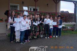 Școala Gimnazială Bobâlna, premii peste premii la Festivalul Bunătăților – FOTO