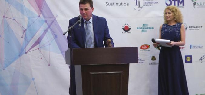 Spitalul Municipal Dej, premiat la Gala Elitelor Medicale Transilvane de la Cluj – FOTO