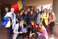 Trupa de teatru francofon a LAPI Dej s-a întors recent de la Festivalul International de Teatru Francofon din Catania, Italia – FOTO