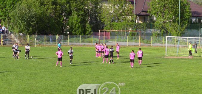 """AS Viile Dejului – """"U"""" Cluj 0-4. Goga a reușit hattrick-ul pentru """"șepcile roșii"""" – FOTO/VIDEO"""