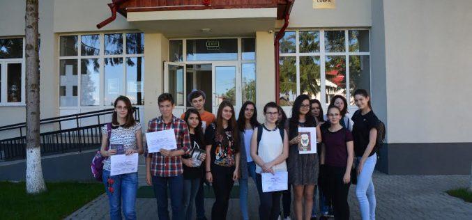 Parteneriat CNAM Dej, încununat cu succes la faza națională a unui concurs de creație literară și plastică, desfășurat la Beclean – FOTO