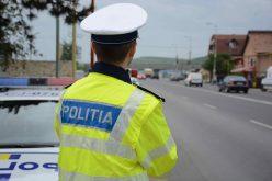 Circula prin Coldău cu permisul suspendat. Polițiștii l-au tras pe dreapta