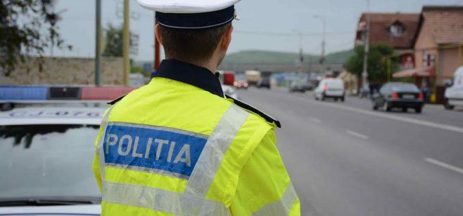 Clujean depistat de polițiști fără permis la volan, prin Câțcău