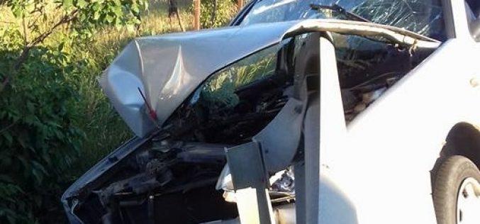 ACCIDENT cu o victimă, provocat de o șoferiță din Dej, în județul Sălaj