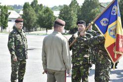 Garnizoana Dej are, începând de astăzi, un nou comandant – FOTO