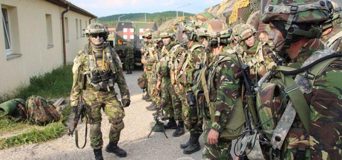 Militari din Dej, prezenți la un exercițiu internațional desfășurat în Germania – FOTO/VIDEO