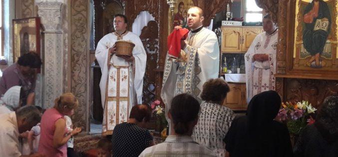 Parohia Ortodoxă Viile Dejului și-a sărbătorit ieri hramul – FOTO
