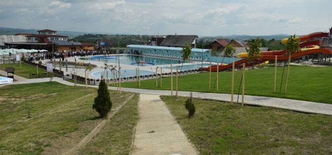 Proiectul de modernizare a Parcului Balnear Toroc din Dej a fost FINALIZAT – FOTO/VIDEO