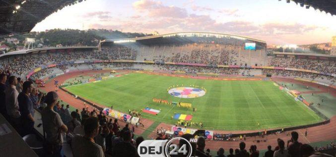România a învins reprezentativa statului Chile, cu scorul de 3-2, într-un amical disputat pe Cluj Arena – FOTO