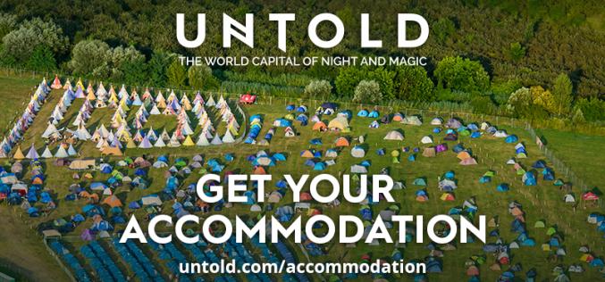 Ia-ți acum unul din cele 3000 de locuri de cazare în CAMPINGUL UNTOLD 2017!