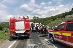 Bărbatul rănit grav în accidentul de la ieșire din Câțcău A MURIT – VIDEO