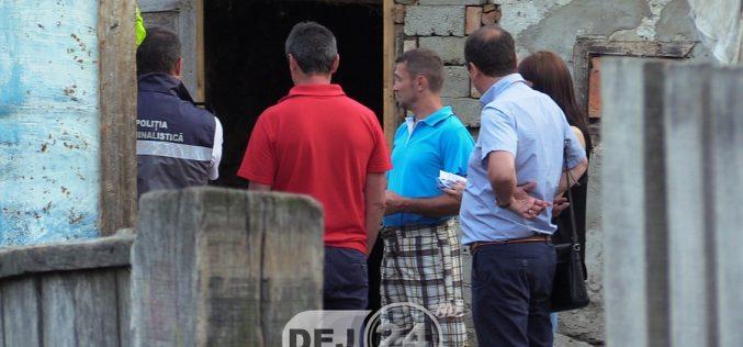 Bebeluș găsit MORT, în circumstanțe suspecte, în localitatea Fodora – FOTO/VIDEO