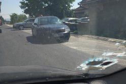 ACCIDENT la Livada! ÎMPACT VIOLENT între două autoturisme – FOTO