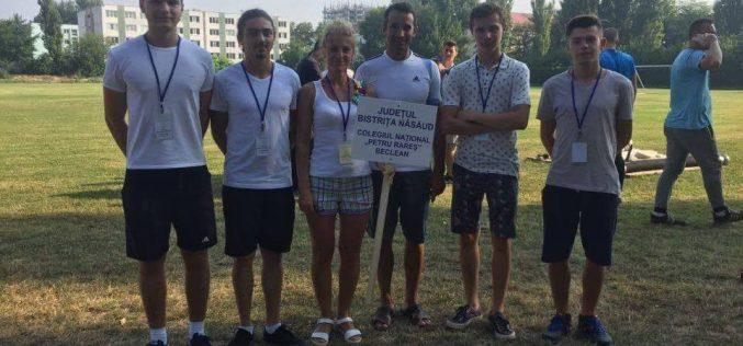 """Elevi din Beclean, câștigătorii etapei naționale a Concursului """"Cu viața mea apăr viața"""" – FOTO"""