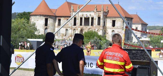Peste 550 de persoane au avut nevoie de îngrijiri medicale la Electric Castle