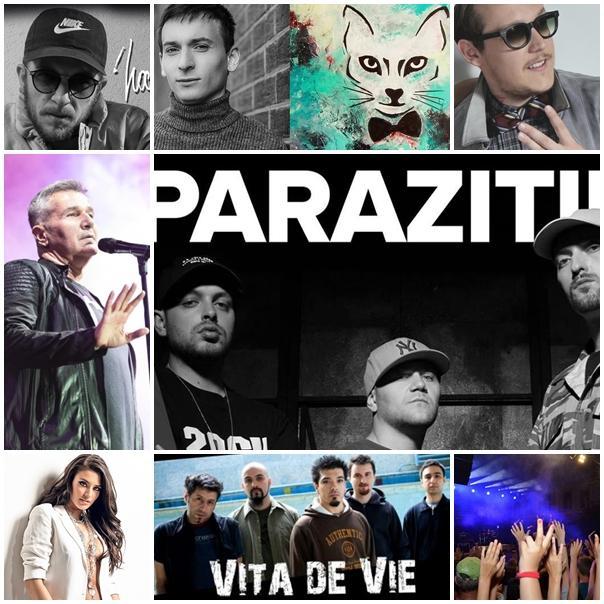 muzica paraziti 2017