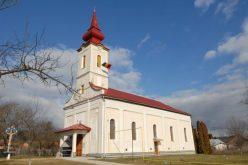 Biserica Ortodoxă din Câțcău își va sărbători duminică hramul