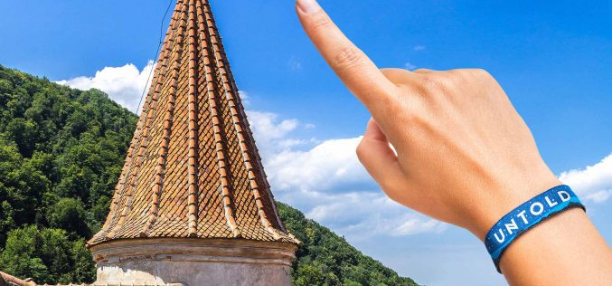 Brățara UNTOLD transformă Transilvania în cel mai mare resort din lume!
