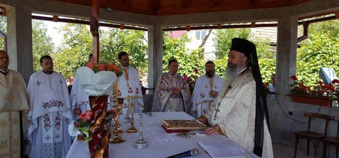 Biserica Ortodoxă din Câțcău și-a sărbătorit duminică hramul – FOTO