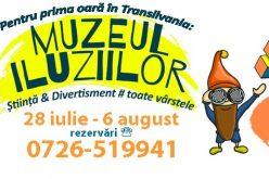 Muzeul Iluziilor, pentru prima oară în Transilvania, la Cluj