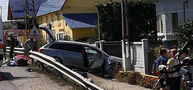 ACCIDENT în Cuzdrioara, soldat cu DOUĂ VICTIME – FOTO