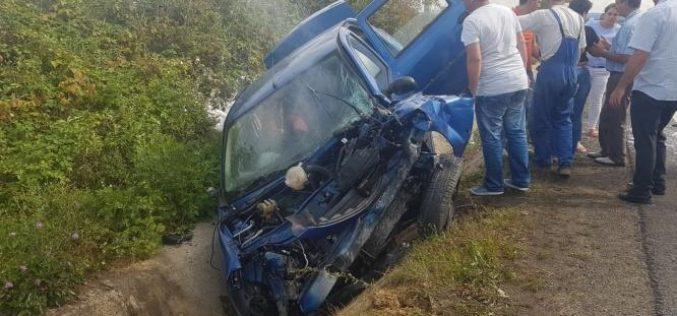 ACCIDENT TERIBIL, soldat cu două victime, între Dej și Baia Mare! Impact între un TIR și un autoturism – FOTO/VIDEO