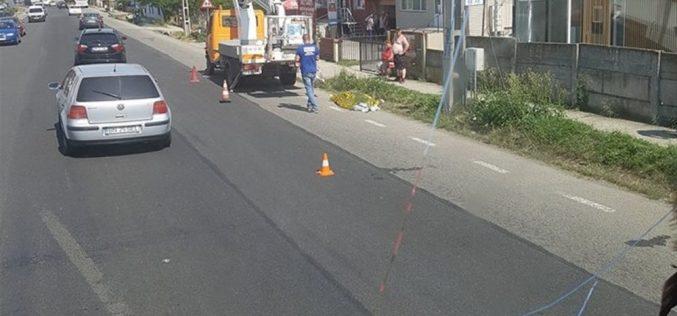 ACCIDENT de muncă în Iclod! Un bărbat a MURIT ELECTROCUTAT – FOTO
